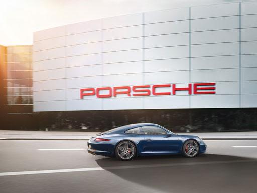 Veranstaltungen im Porsche Zentrum