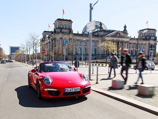 Porsche Drive. Porsche mieten und fahren.