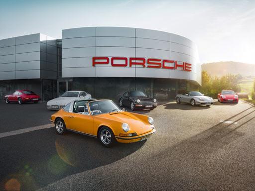 Porsche Classic Zertifikat.